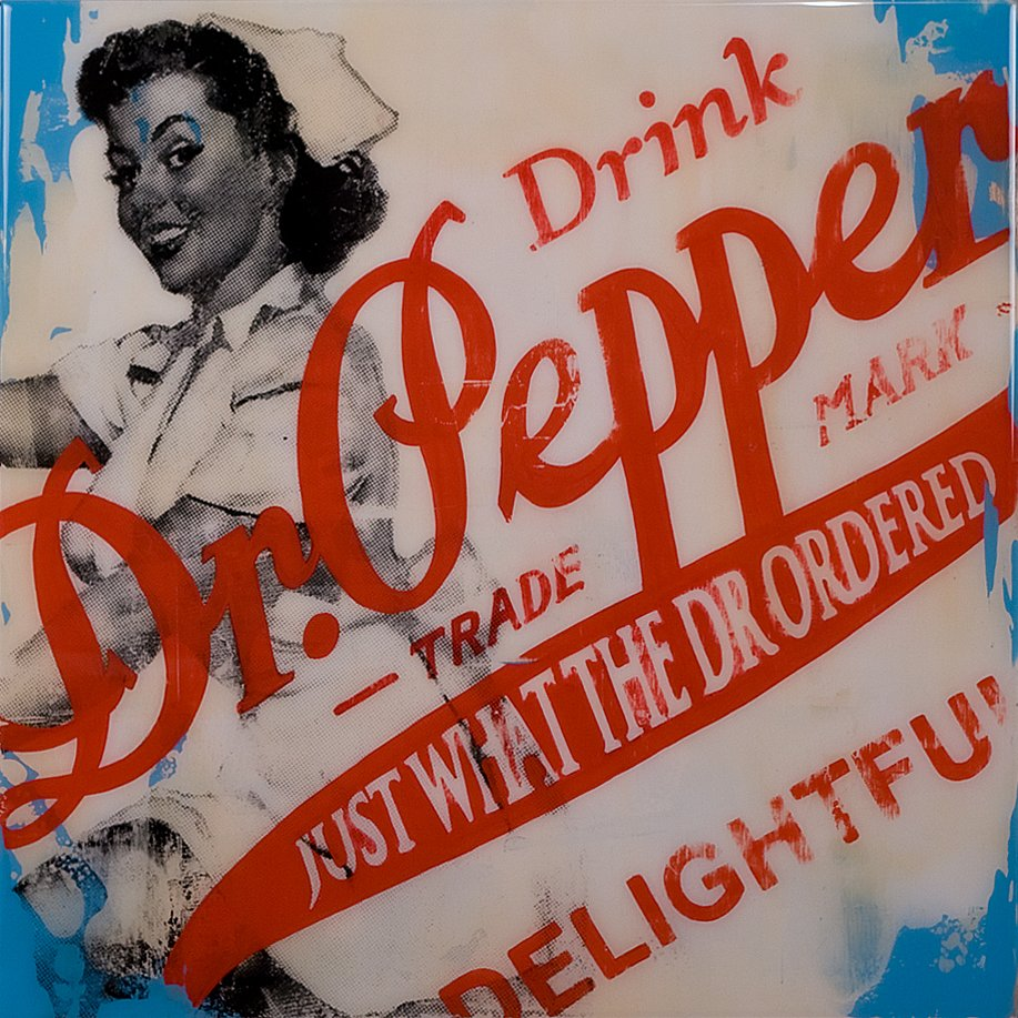 Dr Pepper Twenty 20x20