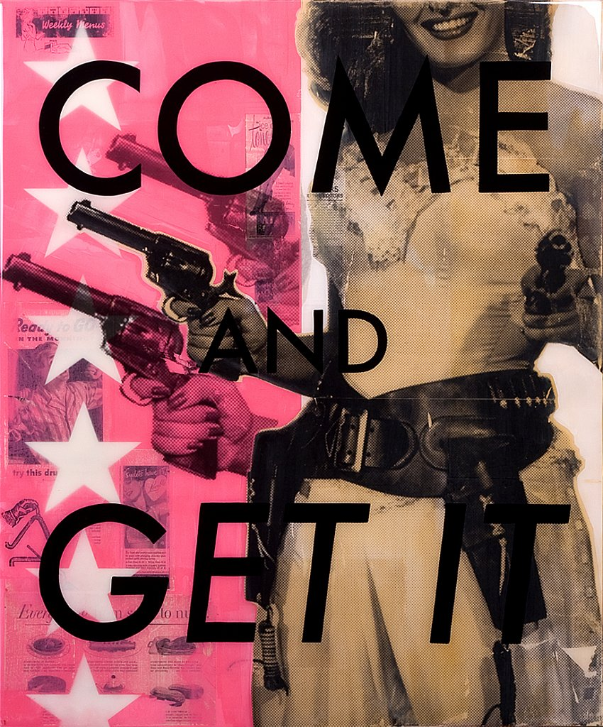 Come 'N Get It 30x36